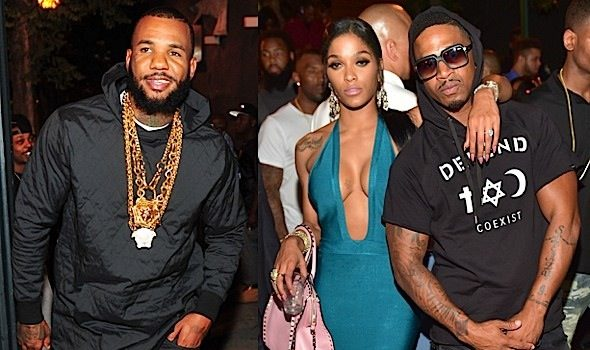 Stevie J, Joseline Hernandez, The Game Party At ATL's Prive [Photos]