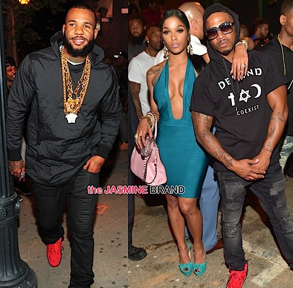 The Game, Joseline Hernandez, Stevie J