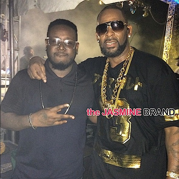 TPain, RKelly