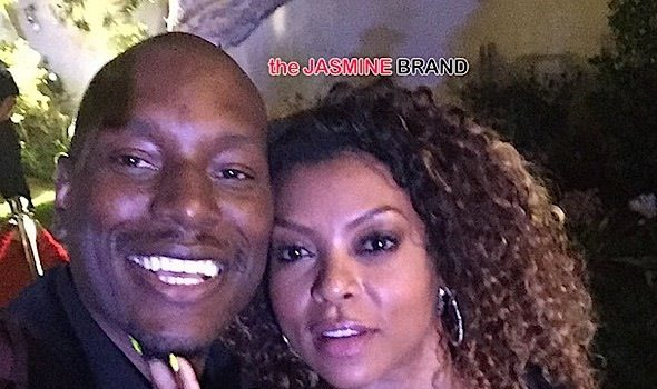 Lee Daniels Snags Tyrese For 'Empire' Season 2 [Jody & Yvette Reunite!]