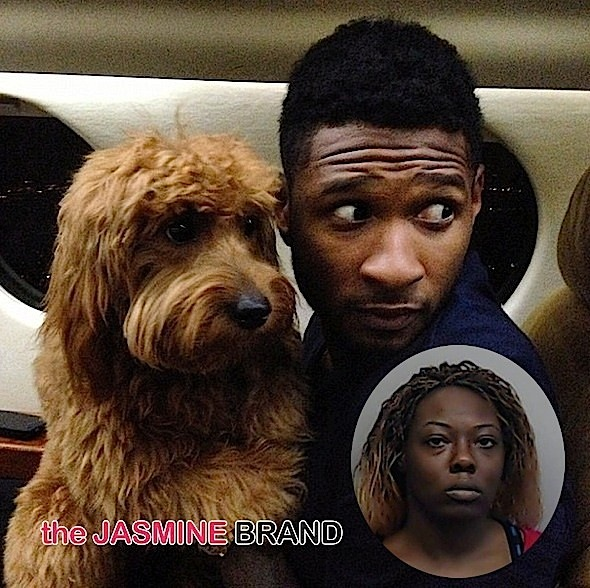(EXCLUSIVE) Usher Fears For His Life, Returns to Court Pleading For Restraining Order Against Stalker