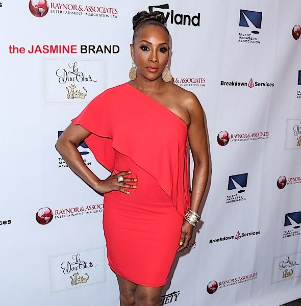 Vivica A. Fox Joins 'Empire' As Taraji P. Henson's Sister