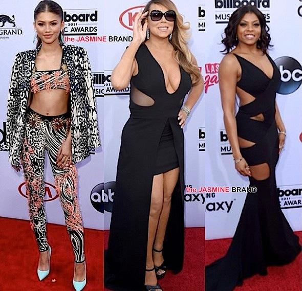 Zendaya Coleman, Mariah Carey, Taraji P. Henson