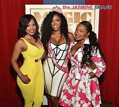 Jada Pinkett-Smith Hosts Magic Mike XXL Screening: Phaedra Parks, Porsha Williams, Keshia Knight Pulliam Attend [Photos]