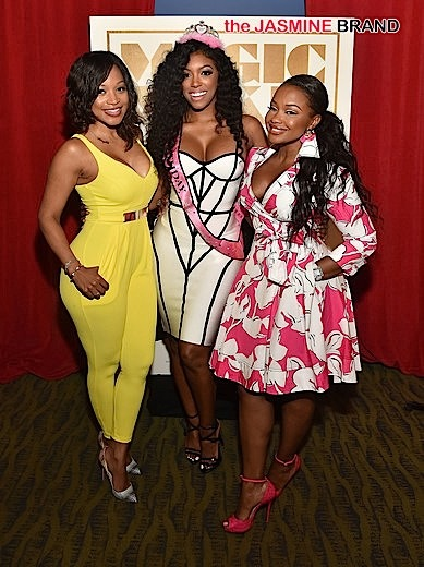 Jada Pinkett-Smith Hosts Magic Mike XXL Screening: Phaedra Parks, Porsha Williams, Keshia Knight Pulliam Attend [Photos]