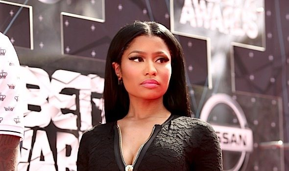 Nicki Minaj Denies Having A Ghostwriter: I'm Proud Of My Brain!