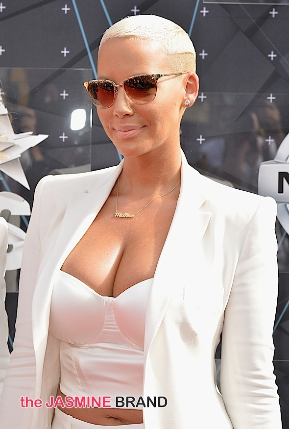Amber Rose Explains Shading Beyonce & Tyga: I was hacked!