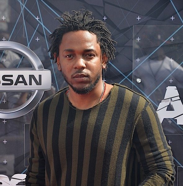 Kendrick Lamar Pulled Over By Police [VIDEO]