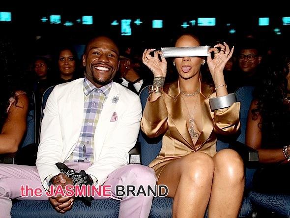 Floyd Mayweather, Rihanna