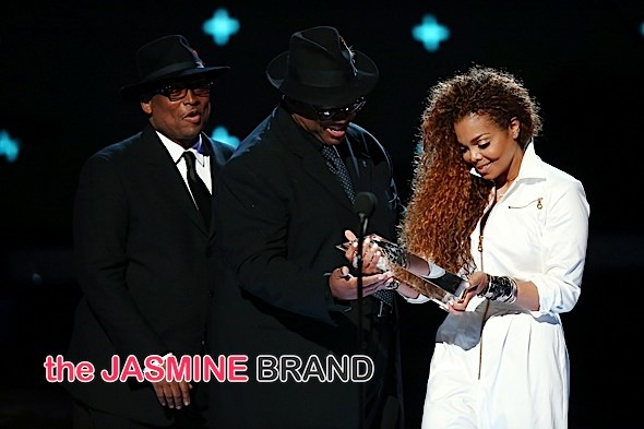 Terry Lewis, Jimmy Jam, Janet Jackson