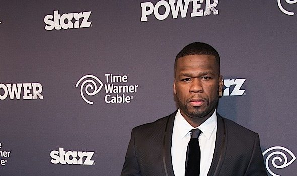50 Cent – Petition Launched To Cut His Relationship w/ Starz For Mocking Terry Crews