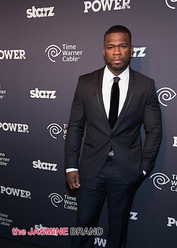 50 Cent, Naturi Naughton, Omari Hardwick, Lala Anthony ...
