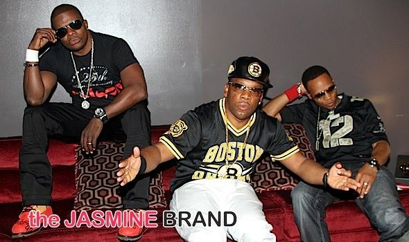 Bell Biv Devoe (BBD) Performs At BET Experience [Photos]