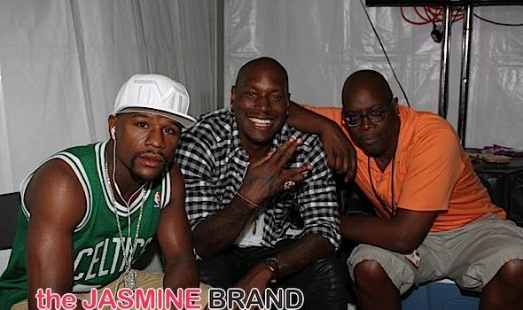 Tyrese, Floyd Mayweather, Janelle Monae, The Game, Ray J, Sevyn, NeYo Spotted At BET Experience [Photos]