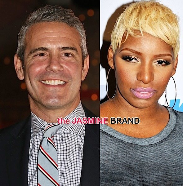 'She wasn't into it anymore.' Andy Cohen Reacts to NeNe Leakes Quitting Show