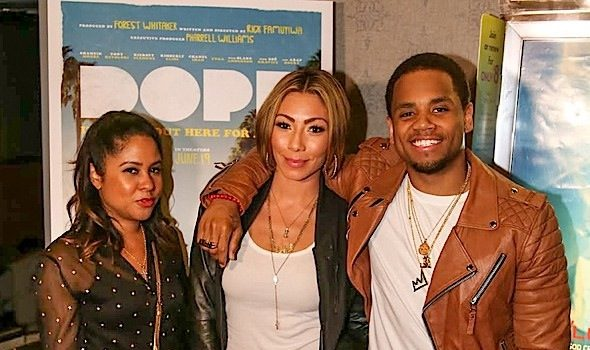 Mack Wilds, Bridget Kelly, Angela Yee, Mona Scott-Young Spotted @ 'Dope' NYC Premiere [Photos]