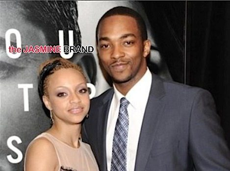 Anthony Mackie & Wife Welcome 3rd Child!