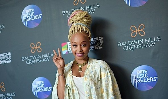 Chrisette Michele to Debut Clothing Line For Curves, Rich Hipster Belle [VIDEO]
