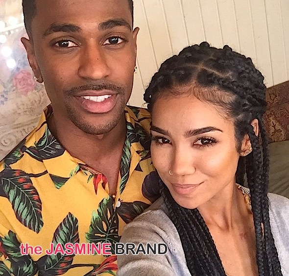 Jhene Aiko Addresses Rumors She Cheated On Ex Husband w/ Big Sean