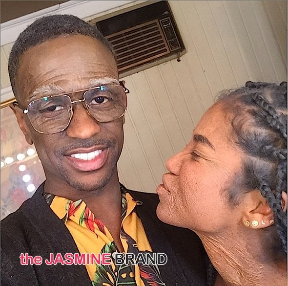 Big Sean & Jhene Aiko Play Senior Citizens In 'I Know' Video [Photos]