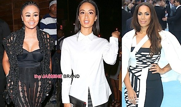 Celebrity Stalking: Blac Chyna, Draya Michele, Leona Lewis, Sheryl Lee Ralph, Joe Morton, David Haye, Naomi Harris [Photos]