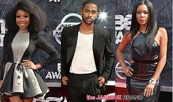 BET Awards Red Carpet: Tracee Ellis Ross, Big Sean, Brandy, Gabrielle Union, Chris Brown, Karrueche & More [Photos]