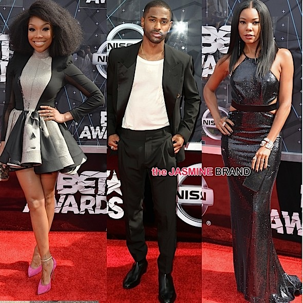 Brandy, Big Sean, Gabrielle Union