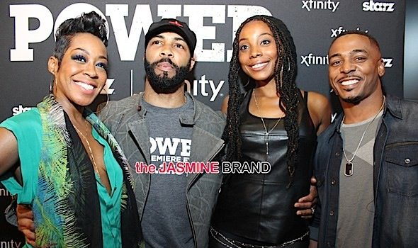 Omari Hardwick, Tichina Arnold, Monyetta Shaw, Mariah Huq Attend 'Power' Screening [Photos]