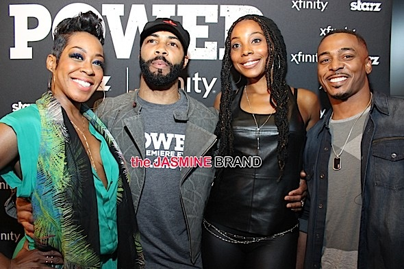 Cast of 'Survivors' Remorse With Omari Hardwick