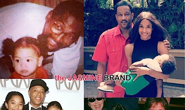 Celebs Pay Tribute To Father's Day: Beyonce, Ciara, Diddy, Kylie Jenner, Reggie Bush, Kimora Simmons & More! [Photos]