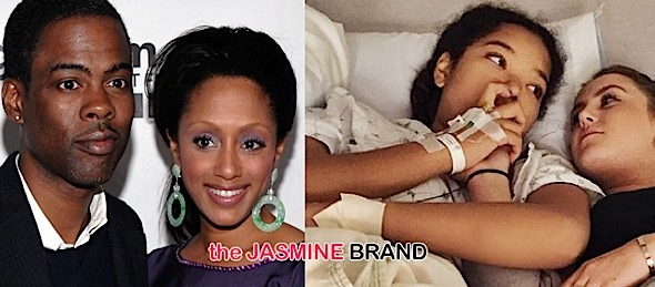 Chris Rock's Wife Expects HUGE Divorce Payout + Ming Lee Simmons Hospitalized