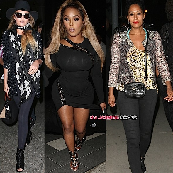 Celebrity Stalking: Lil Kim, Tracee Ellis Ross, Chrissy Teigen, Naomie Harris, Antonqiue Smith, Yo-Yo, Norwood Young [Photos]