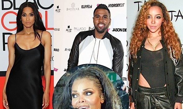 Ciara, Tinashe, Jason Derulo to Perform Janet Jackson Tribute At BET Awards