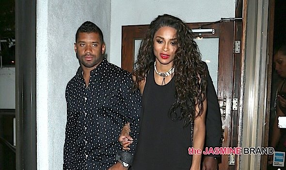 'We're holding on, pray for us' Ciara Talks Celibacy With Boyfriend Russell Wilson