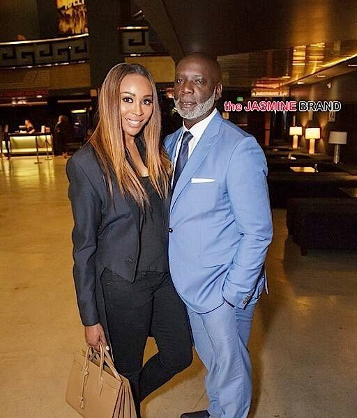 Russell Simmons, Cynthia Bailey & Peter Thomas, Eva Marcille, Tahiry, Laura Govan & More Hit 'All Def Comedy Live' [Photos]