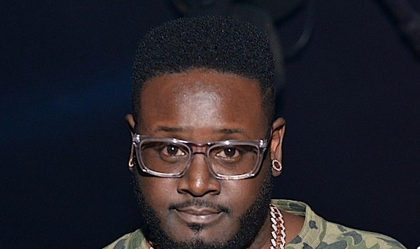 EXCLUSIVE: T-Pain Pays IRS Fat Check!