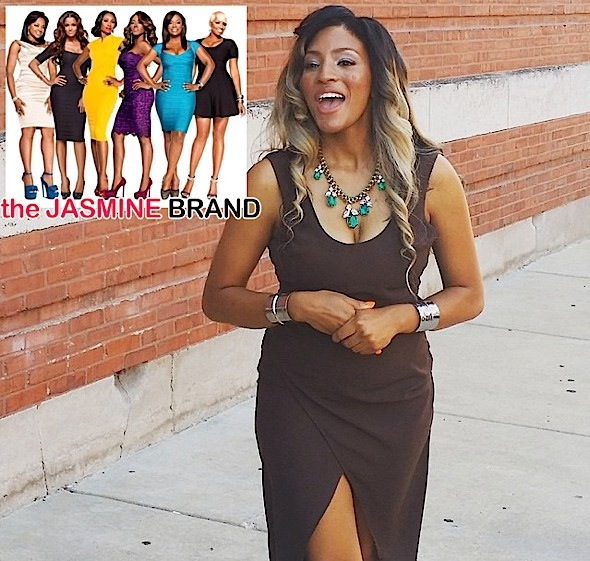 Drew Sidora-Not Joining Real Housewives of Atlanta-the jasmine brand