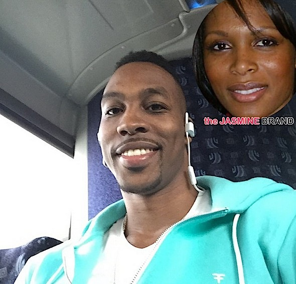 Dwight Howard-Hit with Paternity Suit by Baby Mama-Tiffany Render-the jasmine brand