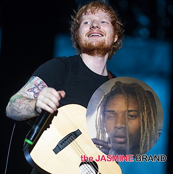 Ed Sheeran covers trap queen-the jasmine brand