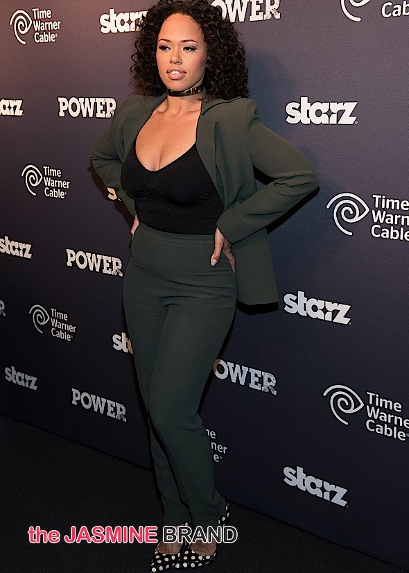 """Power"" TV Series Season 2 Premiere - Arrivals"