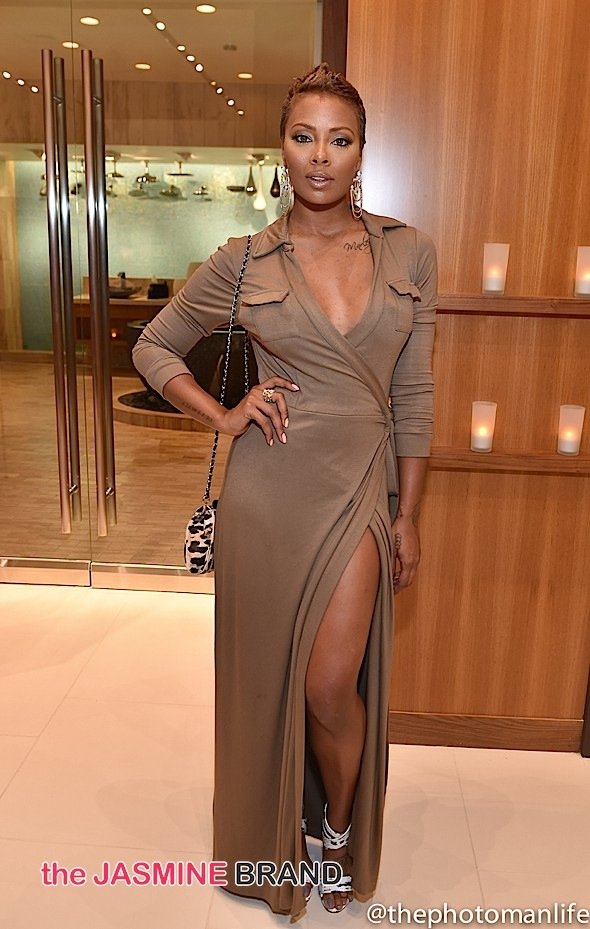 Eva Marcille-Atlanta Mayors Cup-the jasmine brand