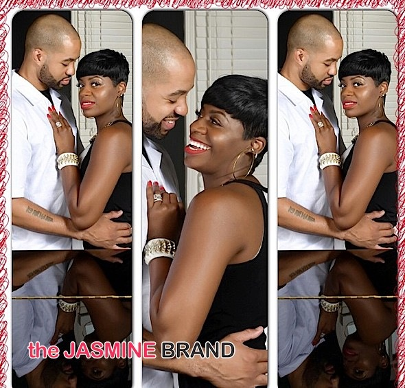 Fantasia Reunites With Rumored Fiance Kendall Jackson-the jasmine brand