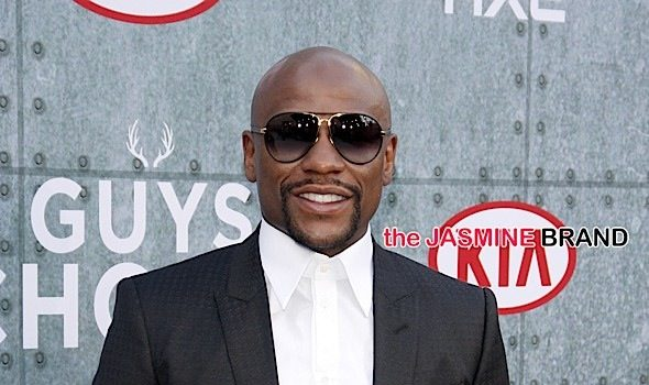 Floyd Mayweather Accused of Threatening to Beat Up Fan [Thug Life]