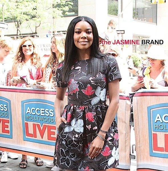Gabrielle Union On Criticism Of Playing The 'Side Piece': If you only take safe roles, you will have the most boring career ever. [VIDEO]