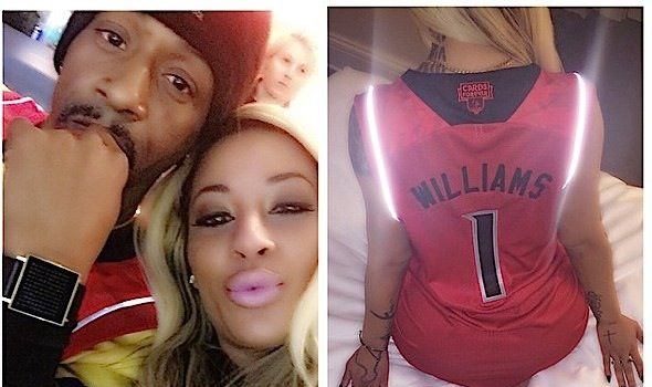 Hazel-E Splits With Katt Williams, Was Jailed During Comedian's Raid [VIDEO]