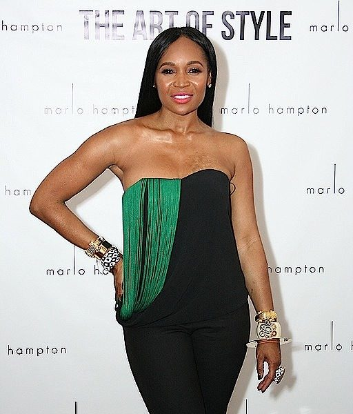 Marlo Hampton Hosts 'The Art of Style' in Atlanta [Photos]