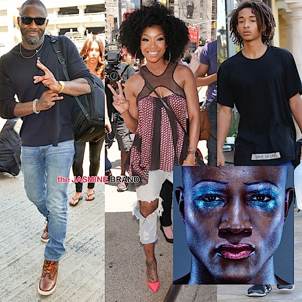 Celebrity Stalking: Taye Diggs, Brandy Norwood, Idris Elba, Jaden Smith, Tyrese, Vin Diesel [Photos]