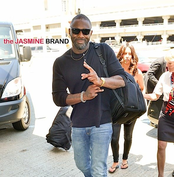 Idris Elba to Star In Showtime Series, 'Guerrilla'