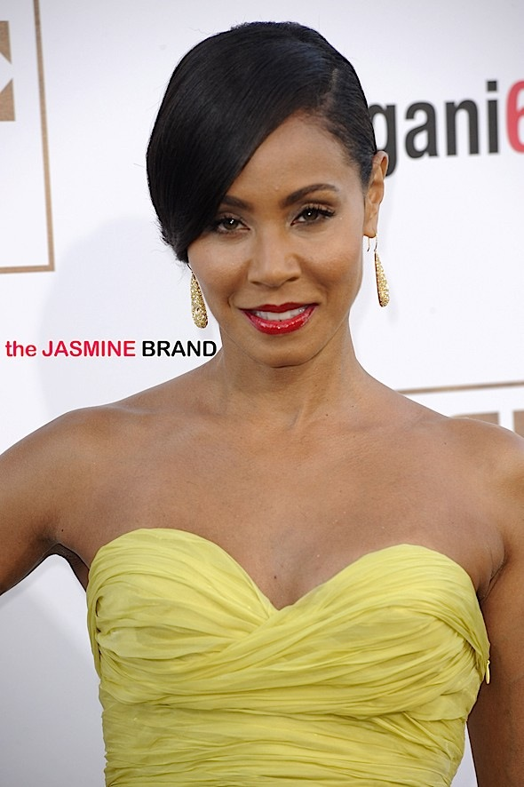 Jada Pickett-Smith Is Still A Scientologist