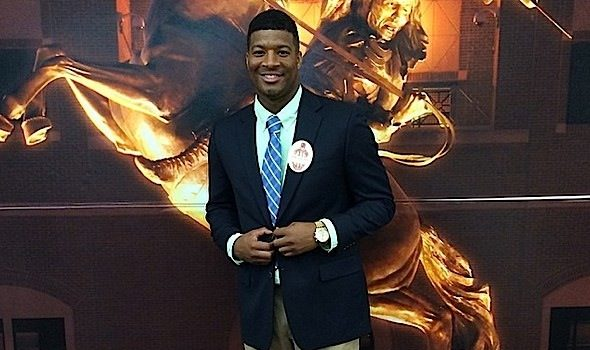 (EXCLUSIVE) Jameis Winston Rape Accuser Criticizes Football Star for Attempting to Move Lawsuit to Court Near FSU
